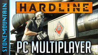 Battlefield Hardline PC CONQUEST Multiplayer Gameplay (64 player) - Spending Cash Unlocking Guns