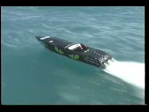 Offshore Powerboat racing F2-71  Key West Worlds
