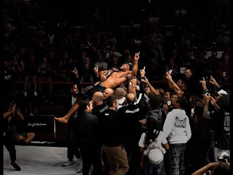 "Andre Galvao 2019 ADCC: ""The King's Glory"""
