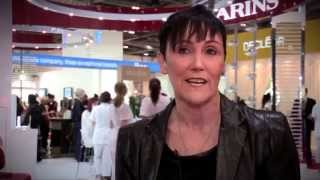 Clarins at Professional Beauty ExCel London 2014, Beauty and Spa Show Thumbnail