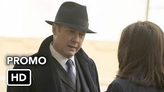 "The Blacklist 2x18 Promo ""Vanessa Cruz"" (HD)"