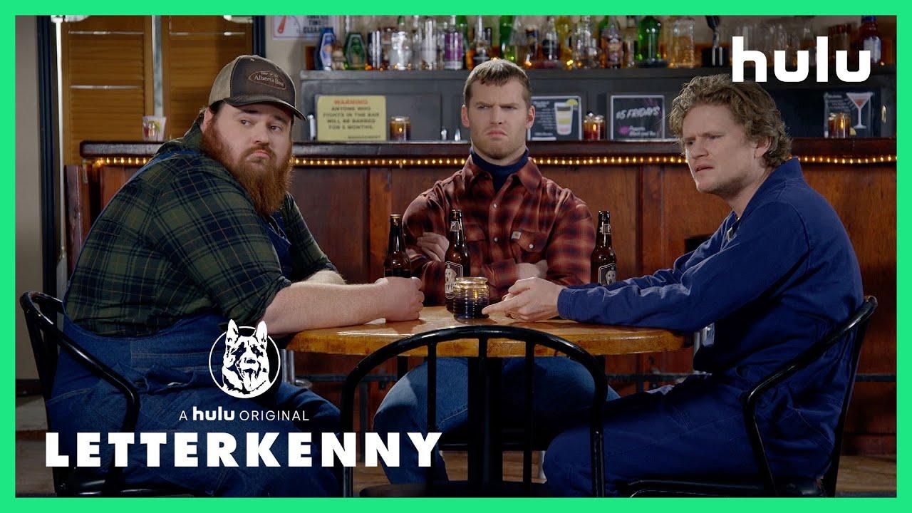 Letterkenny • Season 9 Streaming December 26 • A Hulu Original Series