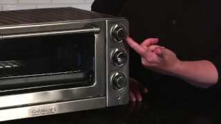 Cuisinart Stainless Steel Convection Toaster Oven Broiler
