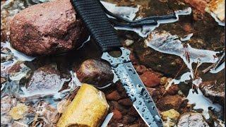 Обзор на нож Haller c AliExpress