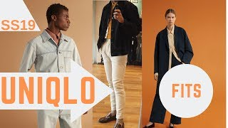 UNIQLO U New Collection SS19 Favorite Pieces + Store Tour (Mens/Womens)