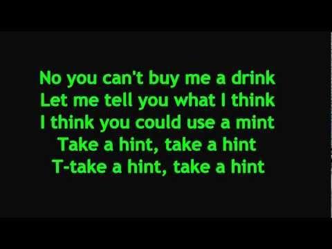 Victorious- Take a Hint lyrics