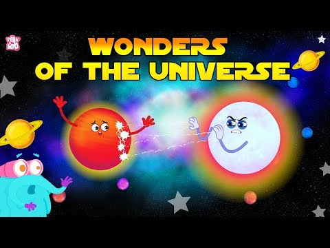 How The Universe Works - The Dr. binocs Show | 25 Minutes Animated Compilation Of The Universe