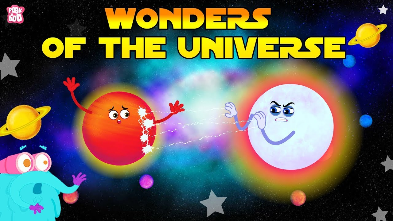 How The Universe Works - The Dr  binocs Show | 25 Minutes Animated  Compilation Of The Universe