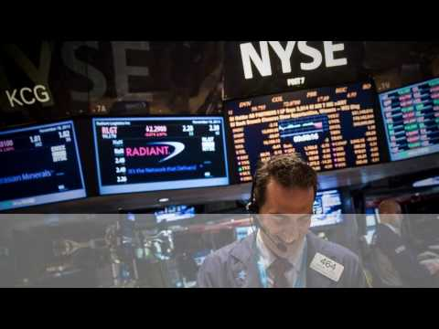 Dow jones US stocks surge : Dow jones crosses 21000 points