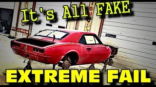 Everything Here is FAKE - DIY Auto School Is  Not Real - EXTREME FAIL