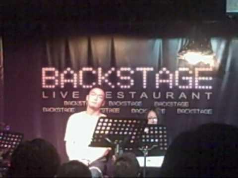 關逸揚無言愛at 一人戀愛Live at Backstage