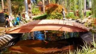 Garden  Bridges, Landscapers Choice...