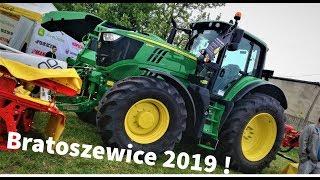 Bratoszewice 2019 ☆ Wystawa maszyn rolniczych ☆ Nowości na targach