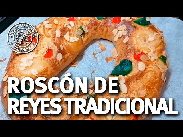 Roscón de Reyes Tradicional