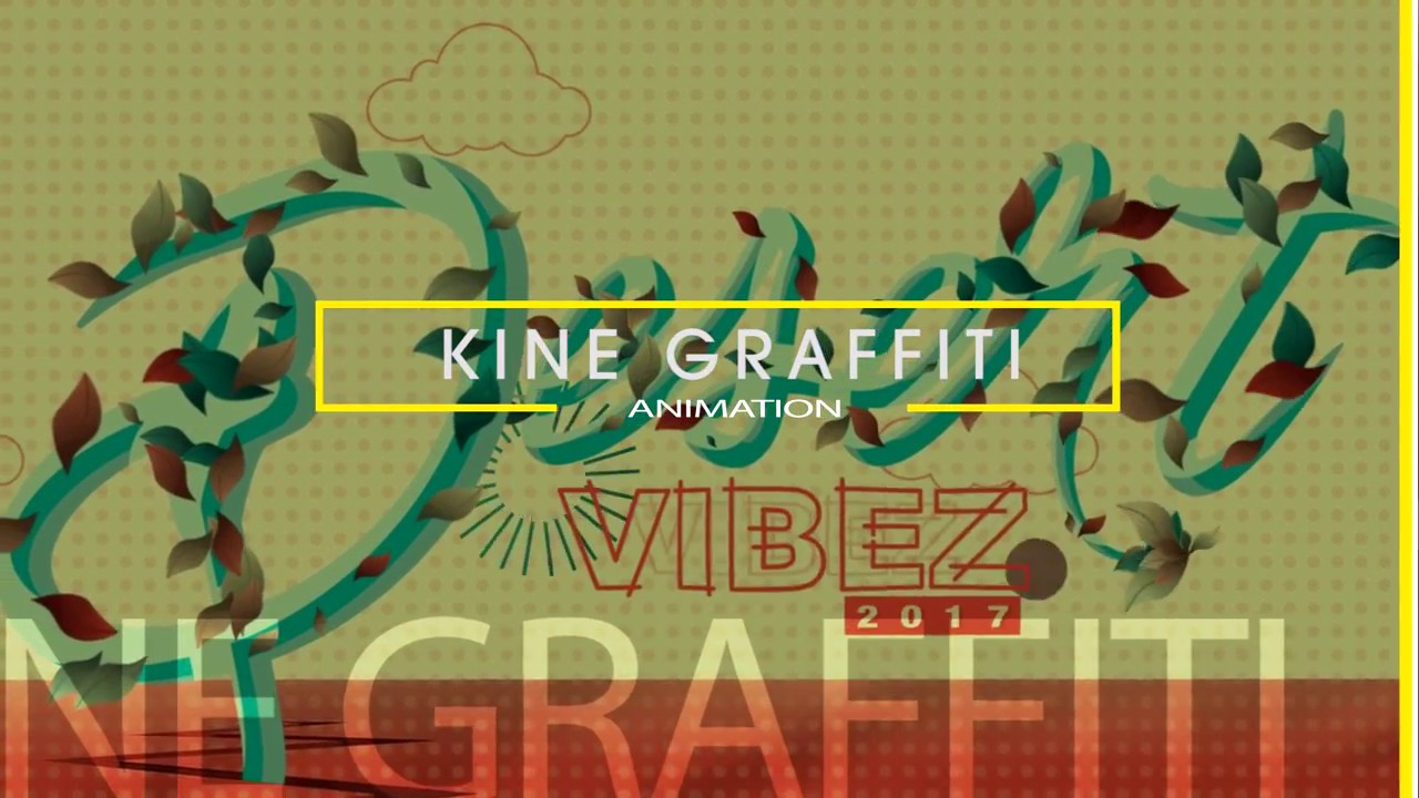 Graffiti Animation Kine Graffiti Animation Promotion Youtube