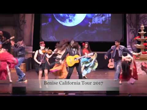 BENISE - Galletto's Jam Live - San jose 2017