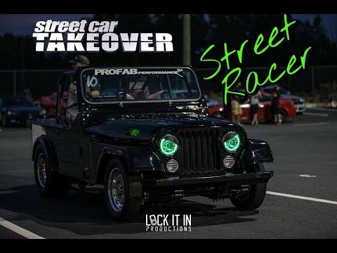 STREET RACER CLASS FROM STREET CAR TAKEOVER CHARLOTTE AUGUST 2017