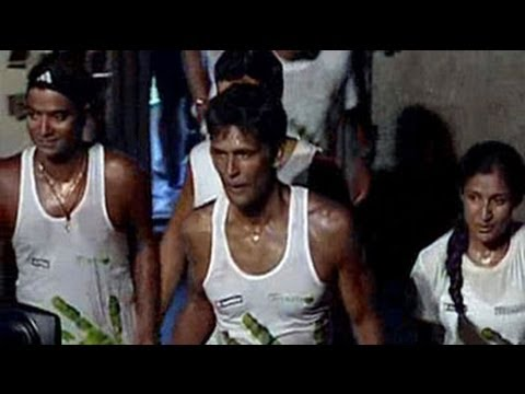 Milind Soman completes incredible 1500-km 'Green Run'