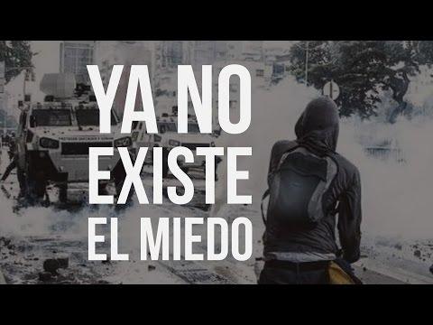 YA NO EXISTE EL MIEDO