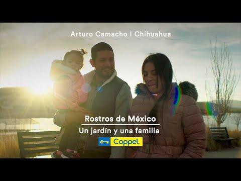 Un jardín y una familia – Rostros de México | Coppel