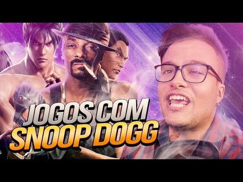 TOP 5 GAMES QUE O SNOOP DOGG FUMOU