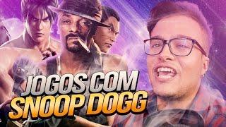 TOP 5 GAMES QUE O SNOOP DOGG FUMOU