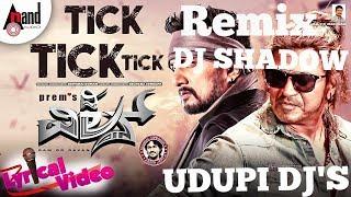 The Villain Tick Tick Tick video Song | Remix By DJ SHADOW MANGALORE