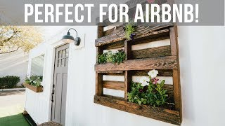Airbnb Container Home - Tiny House Tour
