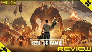Serious Sam 4 Review - Serious Shame