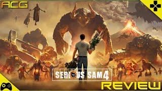 Serious Sam 4 Review - Serious Shame