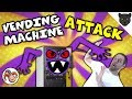 FUNNY JOKE OF THE DAY   Vending Machine Attack!