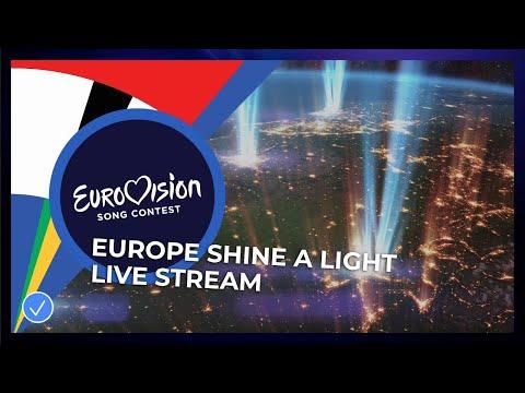 Eurovision: Europe Shine A Light - Live Stream
