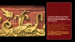 La Peota Reale-Il restauro