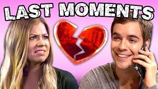 OBSESSED BOYFRIEND (Last Moments Of Relationships #16)