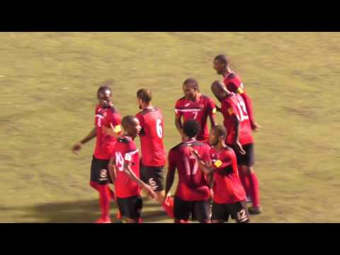 T&T defeats Nicaragua 3-1 - Game Highlights