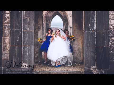 wedding photographer Donegal, with Emma&Danny wedding