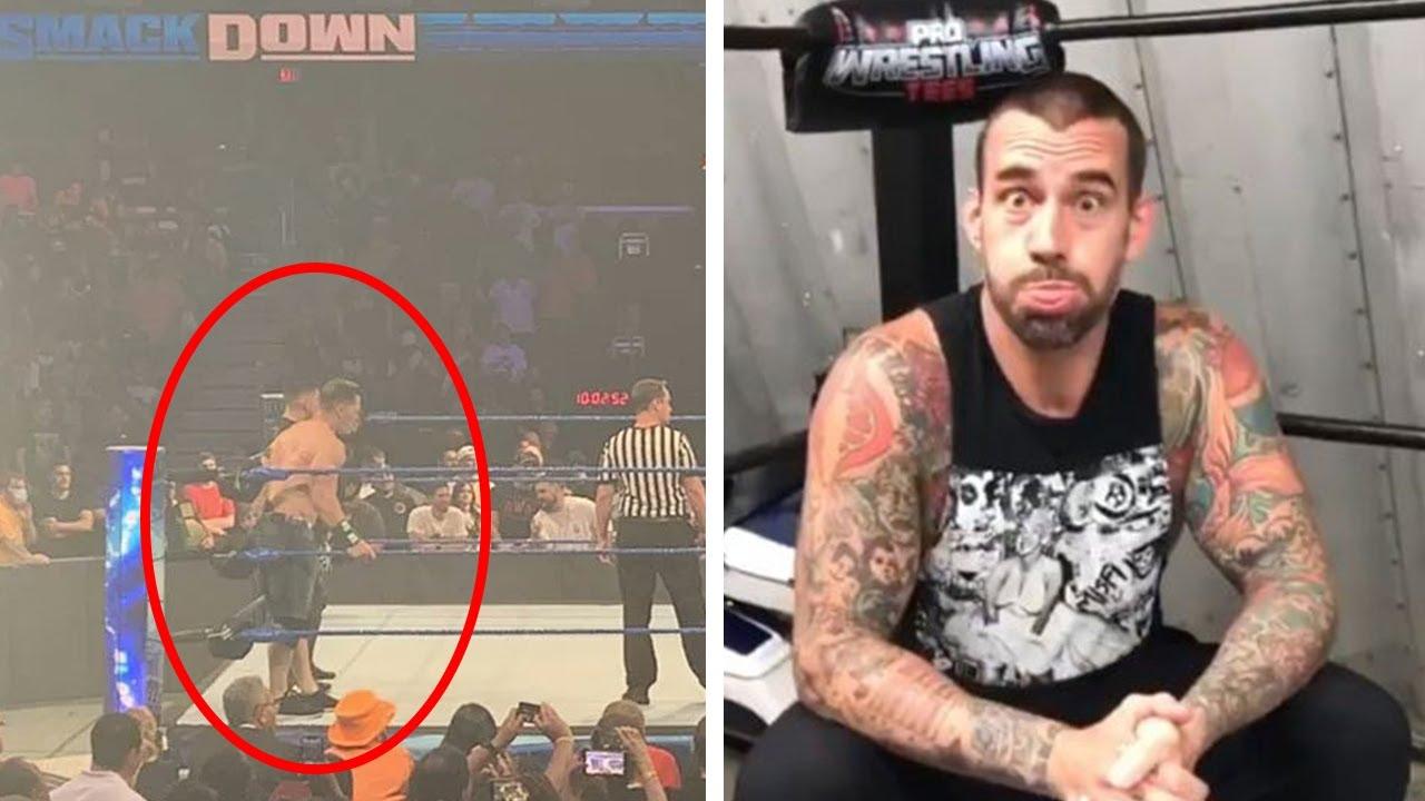 CM Punk 100% Set For Return...John Cena Secret WWE Return Match...New WWE PPV...Wrestling News