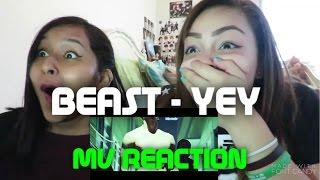 Video BEAST - YEY MV Reaction (THOSE ABS THO) download MP3, 3GP, MP4, WEBM, AVI, FLV Juli 2018