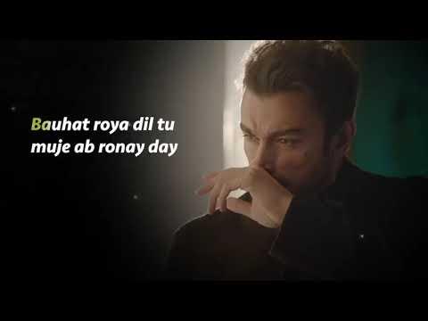 Download Ronay_Dey_Sing_Along_Full_Song_|_Arth_The_Destination_|_Shaan_Shahid,_Humaima_Malik(480p).mp4