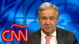 Muertes de coronavirus llegan al hito del millón, mira el mensaje del secretario general de la ONU