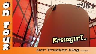 Die Sache mit den Kreuzgurten |Vlog #964