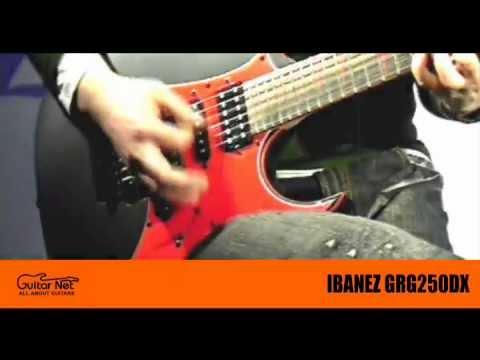 Ibanez GRG250DX (weekend - x japan)