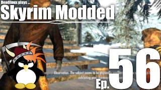 Inigos Quest Part 2: WARNING I FIND THE 8TH EGG - Skyrim Modded Ep 56