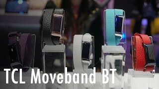 TCL Moveband BT hands on