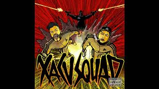XACV SQUAD - Xacv Squad (2018) (LP)