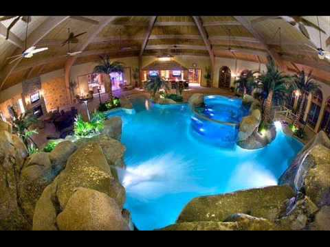 Amazing Indoor Swimming Pool Ideas For A Delightful Dip ...