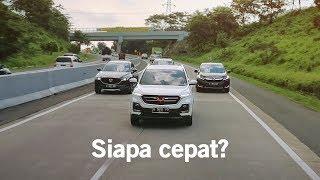 AutonetMagz Ngegas ke Yogyakarta pakai Mazda CX-5 Honda CR-V dan Wuling Almaz
