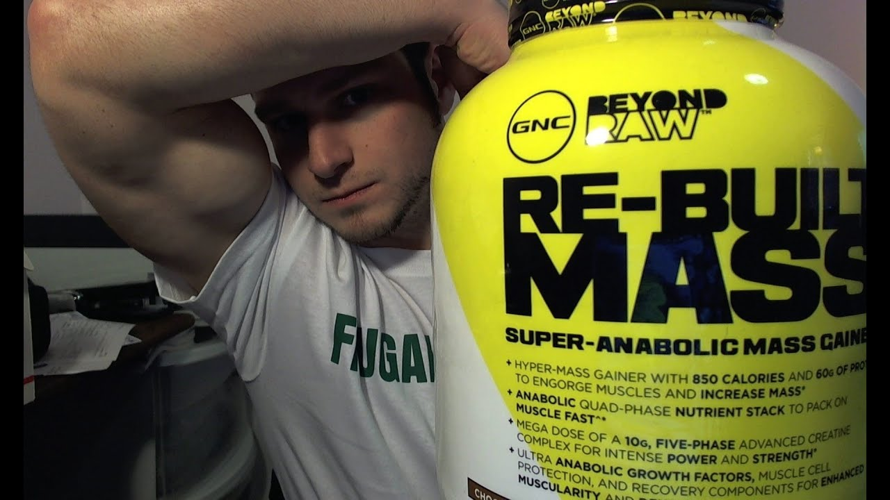 anabolic loaded mass gainer review