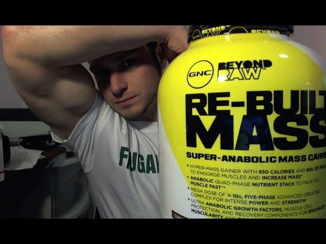 FRUGAL FITNESS TV Reviews GNCs New BEYOND RAW Supplements!
