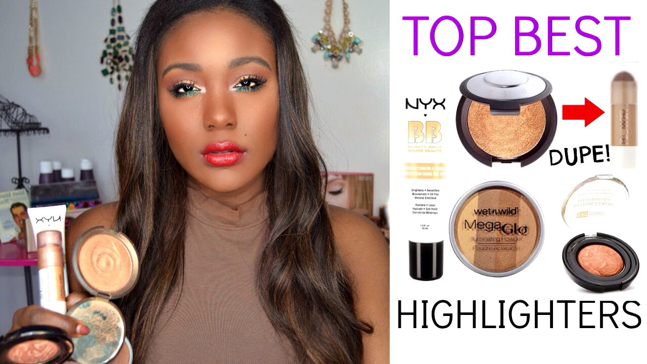 Becca Highlight Dupe Best Drugstore Highlighters Ever Primer